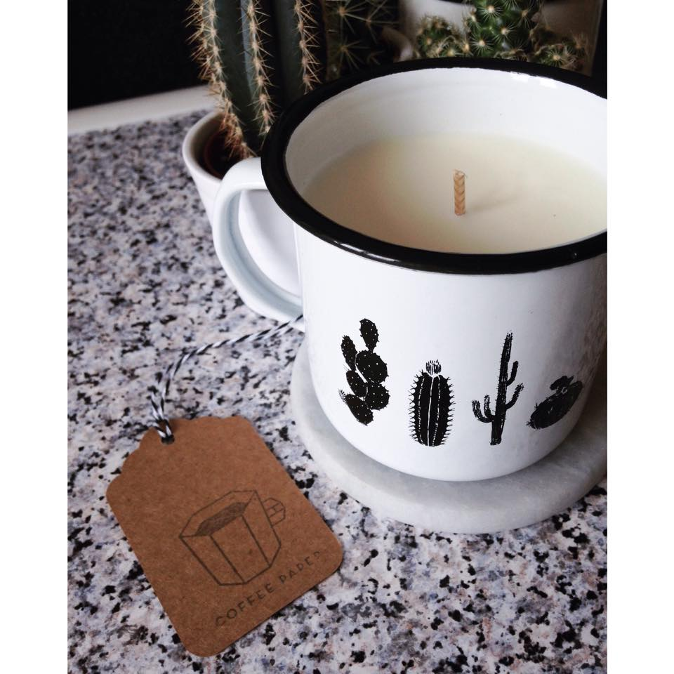 Touches de parfum x Coffee paper
