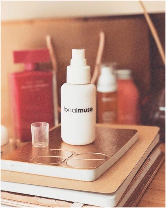 LocalMuse Hiloaloha x Touches de Parfum