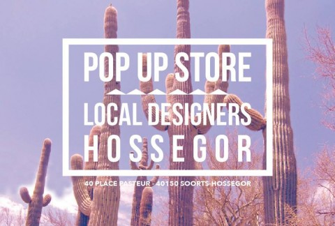 Pop up Store Local Designers